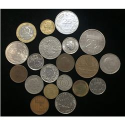 Lot of World, Foreign Coins