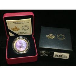 2016 Canada Bell Island: Haunted Canada Hologram Coin