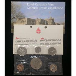 1977 Canada Proof-Like Brilliant Uncircualted Set