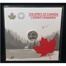 2017 Canada $3 The Spirit of Canada Specimen Silver Gift Set