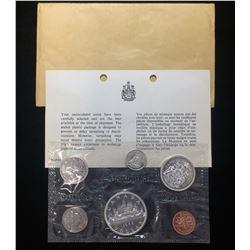 1966 Canada Silver Proof-Like Set