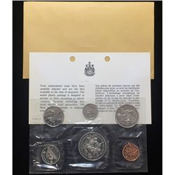 1970 Canada Proof-Like Brilliant Uncirculated Set