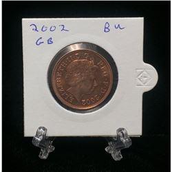 2002 UK Great Britain Two Pence (BU)
