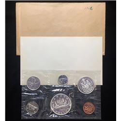 1962 Canada $1 Silver Proof-Like Set