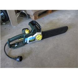 Yardworks Electric Chain Saw
