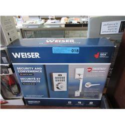 Weiser SmartKey Front Entrance Set