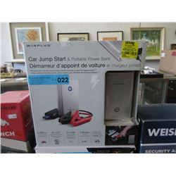 Jump Start & Portable Power Bank