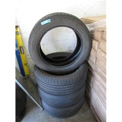 "Set of 4 Good Year ""Fortera"" M&S Tires 265/50R20"