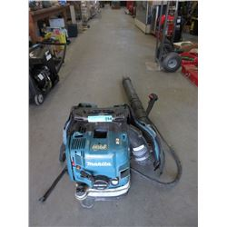 Makita MM4 Back Pack Blower - model #EB7650TH