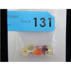 23 CTW Loose Assorted Gemstones