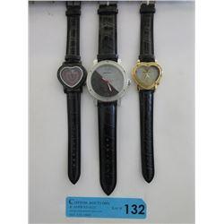 3 New Diamond Watches