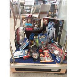 12 Piece Star Wars Lot