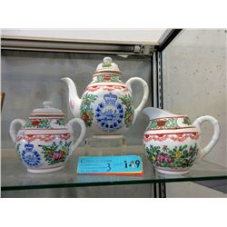 Vintage Royal Hong Kong Police Tea Service