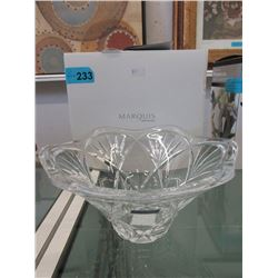 Marquis by Waterford Crystal Bowl