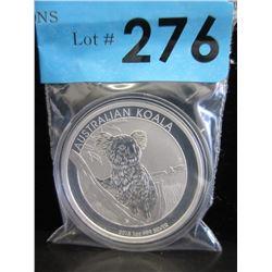 1Oz Perth Mint .999 Silver Koala Coin