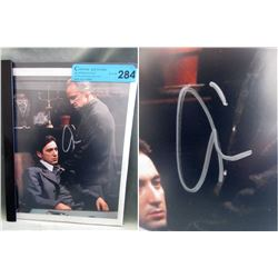 Certified 8x10 Autographed Al Pacino Picture