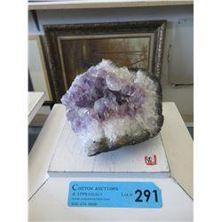 2.5 LB Amethyst Crystal Formation