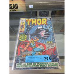 "1970 ""Thor #185"" 15¢ Comic - Marvel Comic"