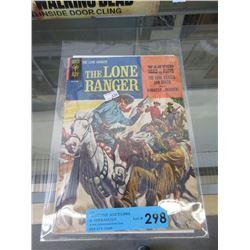 "1952 ""The Lone Ranger #2"" 12¢ Comic - Gold Key"