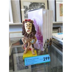 "7"" ""Wizard of Oz"" Cowardly Lion Bobble Head"