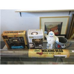 Assorted Movie & TV Collectibles