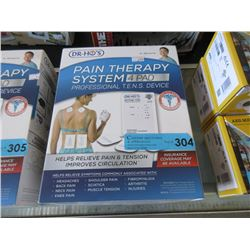 Dr. Ho's Pain Therapy System - 4 Pad - New
