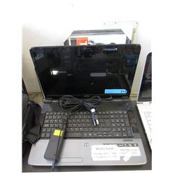 Acer Aspire Laptop with Adapter