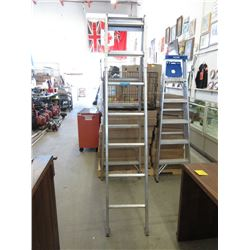 7 Foot Aluminum Step Ladder