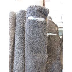 Charcoal Shag Carpet - Floor Sample