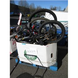 Skid of Assorted Store Return Bikes