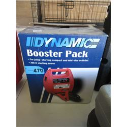Dynamic Booster Pack