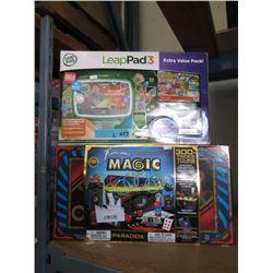 LeapPad 3 & Magic Box Toys - Store Returns