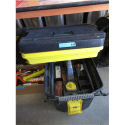 Stanley Mobile Tool Chest & Contents