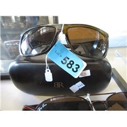 Banana Republic Sunglasses & Case - Pre-Owned