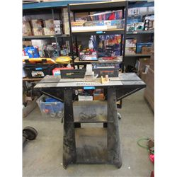 Metal Craftsman Router Table