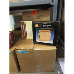 3 Boxes of Assorted Kitchenware