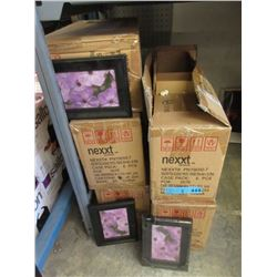 "5 Cases of 24 New 4"" x 6"" Picture Frames"