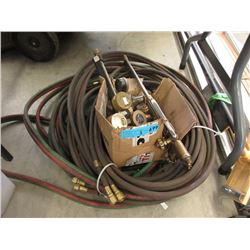 Welding Hoses Gauges & Torches