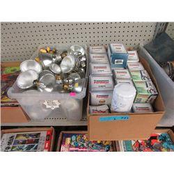 Purolator Oil Filters & Spotlight Bulbs