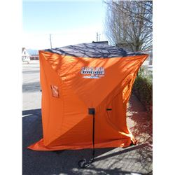 Pop Up Ice Fishing Tent in Bag