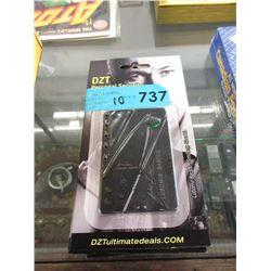 10 New DZT Credit Card Knives