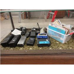 Vintage Cell Phones, Walkie Talkies & More