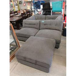 5 Piece Modular Sectional Sofa