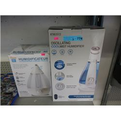 2 New Humidifiers