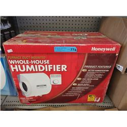 Furnace Duct Mounted Whole House Humidifier