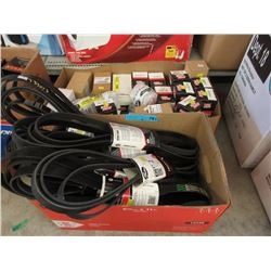 2 Cases of New Automotive Parts