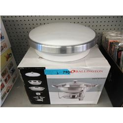 LED Ceiling Light & New 5 L Chafing Pans