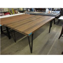 New LH Imports Sundried Dining Table