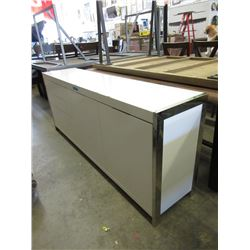 White Lacquered Sideboard