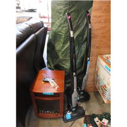 2 Electrolux Cordless Stick Vacuums & More
